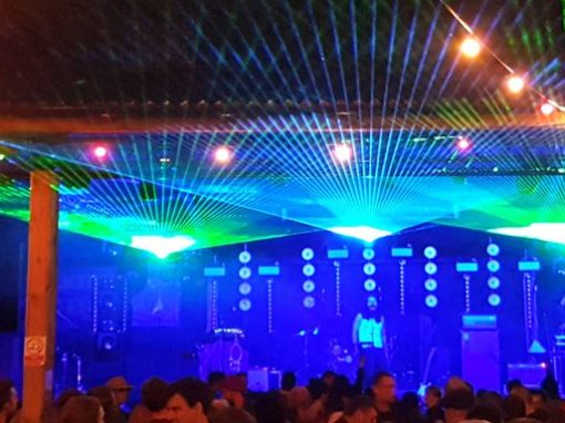 Music Festival Lighting