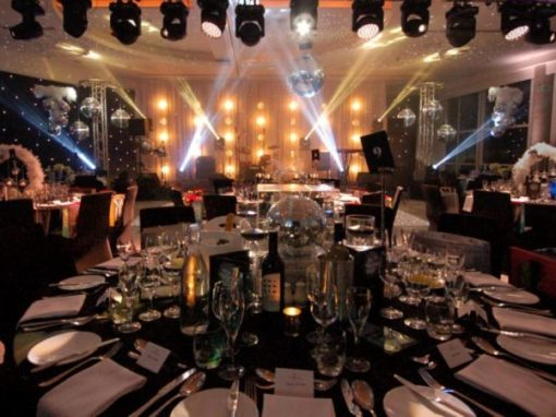 Charity Ball event