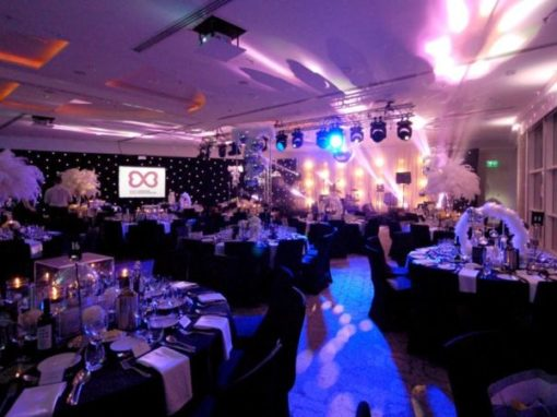 Chairty Ball Event
