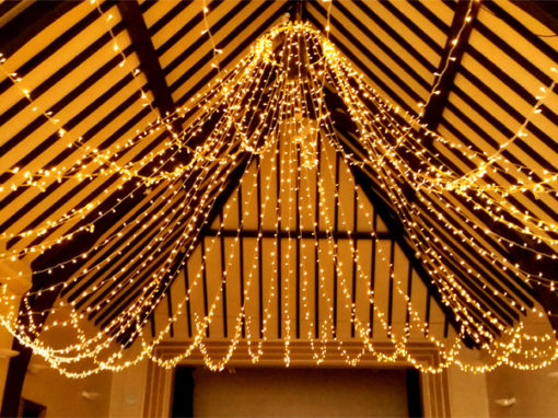 Ceiling canopy