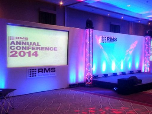 Conference Audio & Visual with lighting