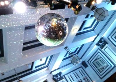 1-mtr mirror ball