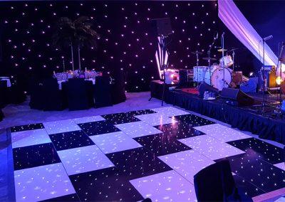 Art-Deco Style Dance Floor