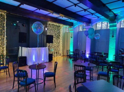 Lighting & PA Hire Derbyshire